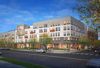 Pennrose Nears Opening Of All-Affordable Apartment Building In Newark