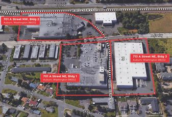 EverWest Buys More Industrial Space In Auburn