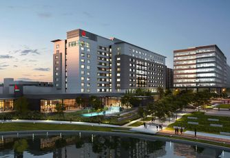 Houston Developers Embrace Mixed-Use To Attract Employers, Residents And Visitors