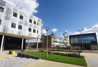 Innovation Birmingham Campus Bruntwood