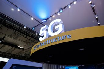 5g infrastructure mobile cell phone