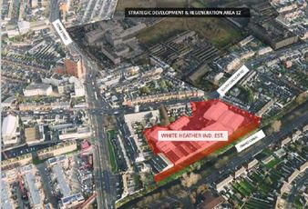 White Heather Industrial Estate in Dublin 8