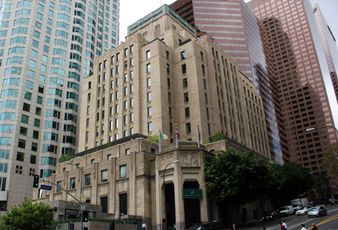 New York based GreenOak has acquired Hermes Investment Management & Lionstone's collective interest in Cal Edison Building in downtown Los Angeles for more than $100M.