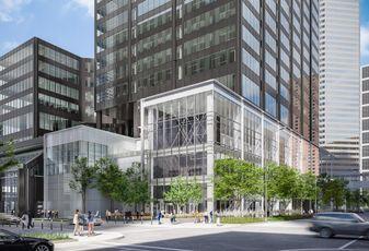 Street-Level Activation: Houston Center To Receive Multilevel Makeover