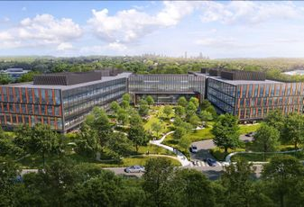 Tech Firm Signs 131K SF Lease At Massive Spec Waltham Project