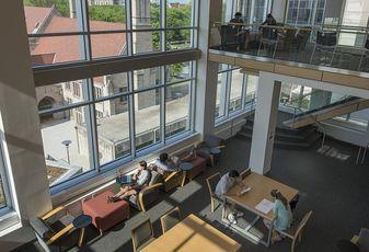 University of Chicago Residence Hall