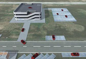 automated parking mira midlanmds
