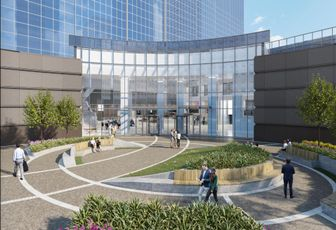 Yet Another Iconic Downtown Tower Is Getting A New Look