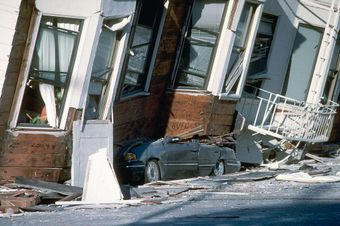 World Series On Your Mind? Here's What The Game-Shaking '89 Quake Taught S.F.
