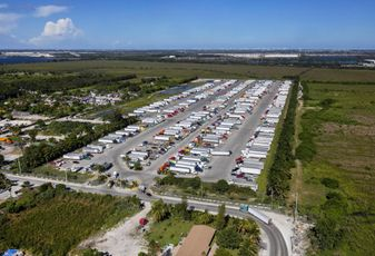 Truck Parking Could Be The Next Real Estate To Benefit From E-Commerce Boom