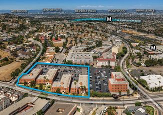 4S Bay Partners Opportunity Zone site in Los Angeles 3731-3761 West Stocker St. in Los Angeles