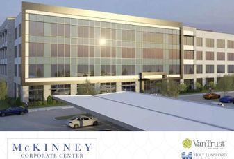 VanTrust Real Estate Brings Luxury Spec Office Building To McKinney's Craig Ranch