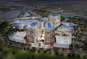 1.5M SF Of Office Is Coming To Grandscape In The Colony