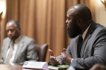 Ja'Ron Smith Still Stands By Opportunity Zones, The Platinum Plan And Being A Black Trump Staffer