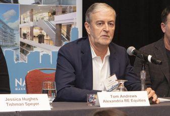Alexandria's Boston Market Leader Abruptly Steps Down