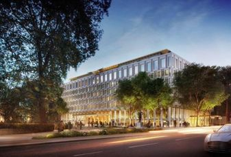 Qatari Development Completes Grosvenor Square Transformation From 'Little America' To Luxury Playground