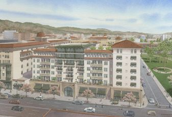 Pasadena Mixed-Use Project Slated To Replace Parking Lot Near L Line Station