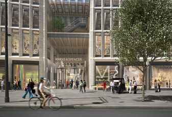 Department Stores Will Add More Than 600K SF Of Office Space To Oxford Street