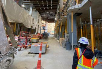 Inside Winthrop Center's Construction, Glitzy Efforts To Woo Office Tenants