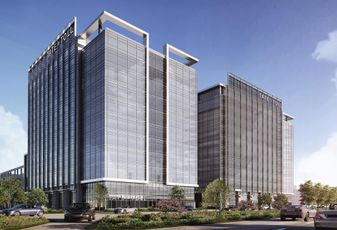 Cawley Partners Keeps Building Office Like It's 2019