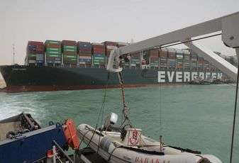 This Is How A Cargo Ship Stranded In The Suez Canal Could Impact CRE