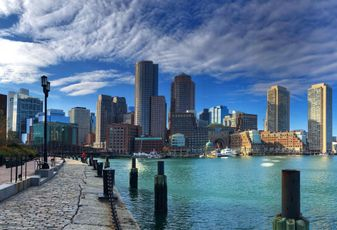 How Boston's Seaport District Remained Strong During The Pandemic