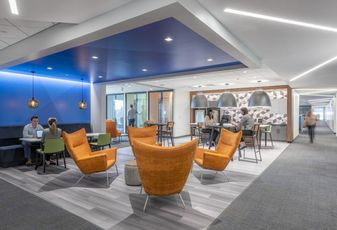 Office Owners Lean Into Daycares And Outdoor Spaces To Lure Back Remote Workers