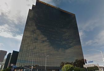 Wells Fargo Center in LA