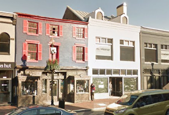 3241 3245 M St NW Georgetown