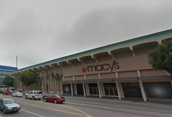 Macy's, Pico Boulevard, L.A.