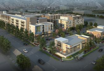 Push For More Housing Has Apartments Replacing Car Dealerships