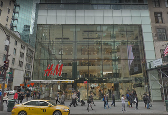 H&M's Fifth Avenue Flagship Building Goes On Sale