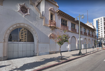 Arizona State has signed a lease to occupy the former Herald Examiner building in Los Angeles.