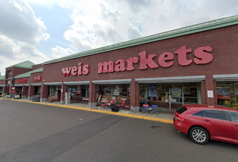 A Weis Markets store in Huntingdon Valley, Pennsylvania.