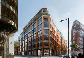 In The Blink Of An Eye, Oxford Street Is About To Get £2B Of New Offices