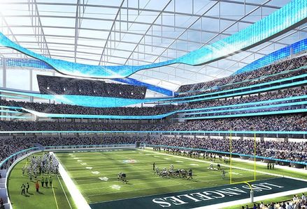 As Inglewood Embraces Second NFL Team, San Diego Responds With Disappointment
