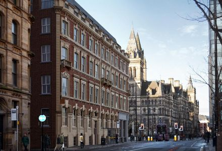 Hipster Developers Take A Punt On A Mosley Street Makeover