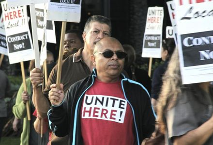 Fighting For A Living Wage: Union's Battle To Increase Minimum Wage For Hotel Workers Could Have Drawbacks