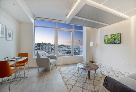 Company Seeks To Double Size Of Apartments By Storing Furniture On Ceiling