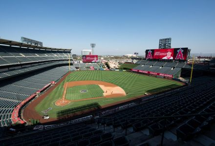 New Anaheim Mayor Takes First Step To Keep Angels Baseball In Town
