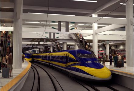 Readers Weigh In On California's High-Speed Rail News
