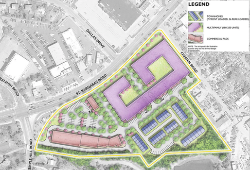 Mixed-Use Project Planned For 11-Acre Prince George's County Site