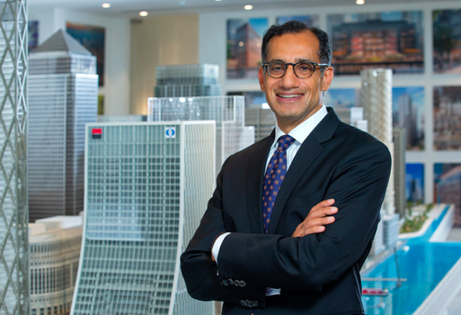 EXCLUSIVE: Meet The New Man In Charge Of Canary Wharf's £8B Empire