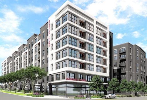 $100M Apartment Project Breaks Ground In Montgomery County