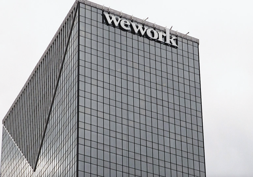 WeWork Real Estate Exec Resigns, Says Lease Model 'Not The Right Alignment'