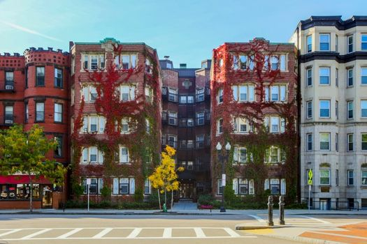 MAA-Led Venture Buys 55-Unit Back Bay Apartment Building