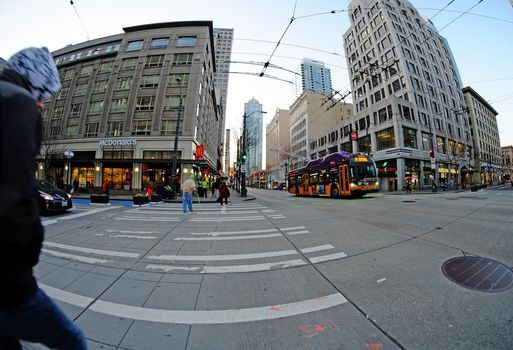 After Shooting, Seattle Grapples With Crime In High-End Downtown