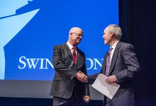Exclusive: Swinerton Taps New CEO, President