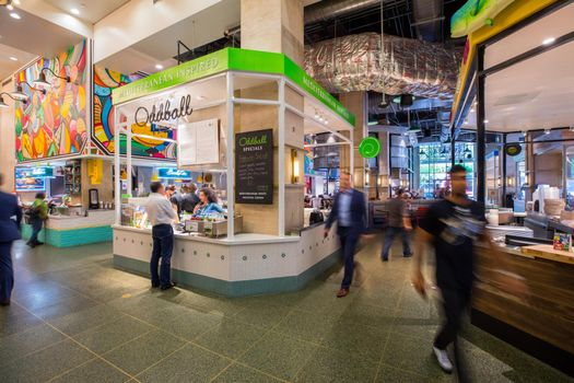 Farmers Markets And Food Halls Are Flourishing In Houston