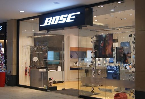 The Internet Ate Its Lunch: Bose To Close 119 Stores